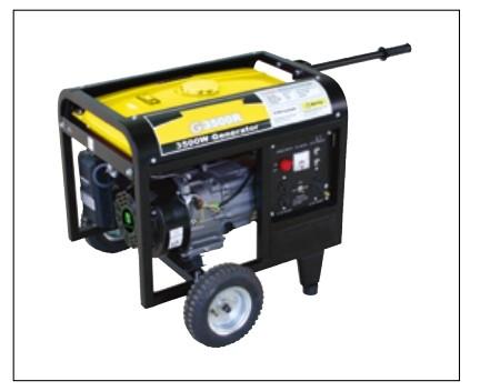 G6500汽油雷电竞app