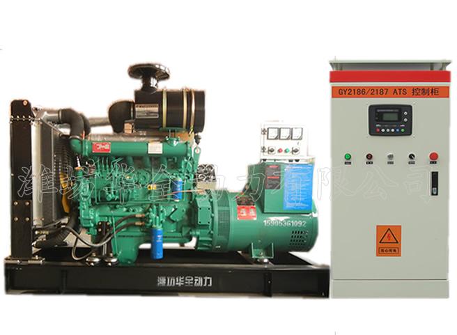 100kw自动化发电机组
