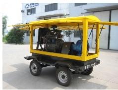 移动柴油水泵机组